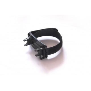 Držáky čelovky a batterypacku na cyklohelmu pro Lucifer M5, S nebo L