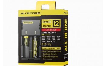 Nabíječka Nitecore i2 - verze 2014