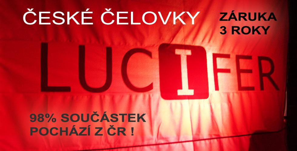 České čelovky