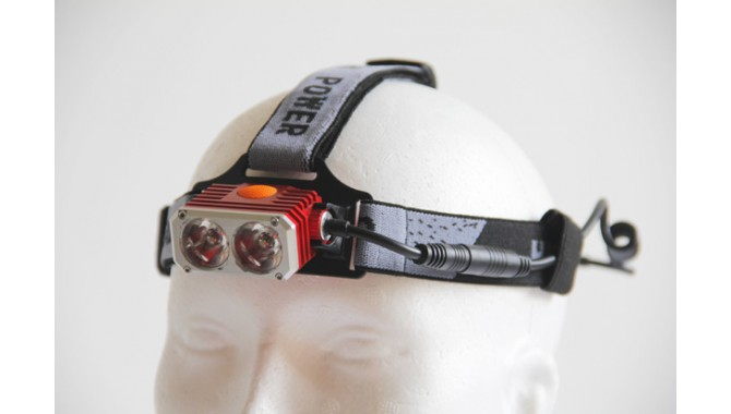 Headlamp Lucifer M3 - NO MORE MANUFACTURED