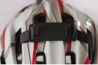Držáky čelovky a batterypacku na cyklohelmu pro Lucifer M5, M6, S nebo L
