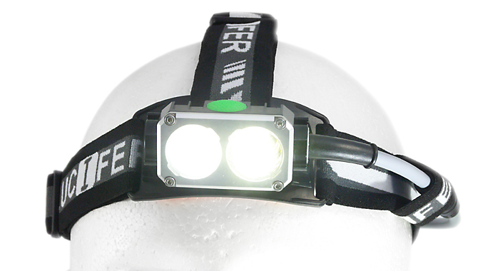 Headlamp Lucifer S2X